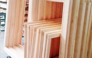 szeroki wybór drewnianych okien od producenta
